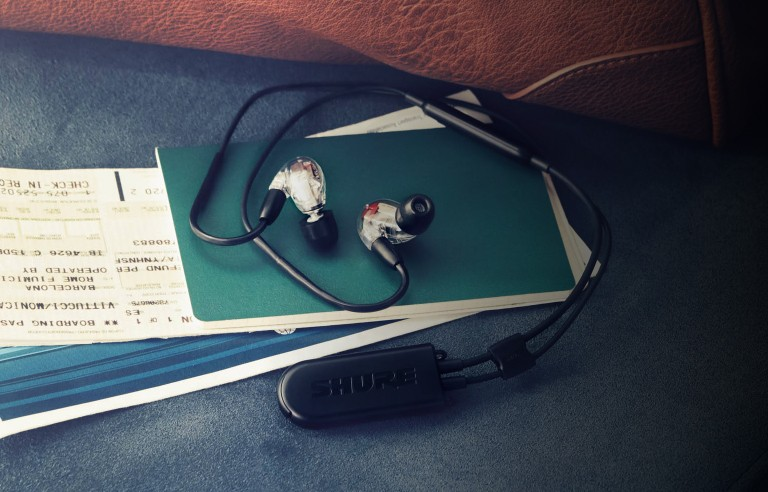 Shure 推出全新 RMCE-BT2 耳機用藍牙線