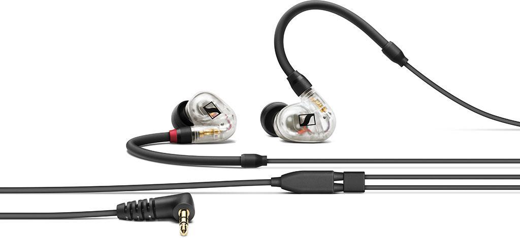 Sennheiser 全新專業入耳式監聽耳機