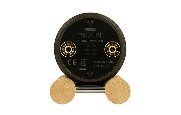 Fostex 推出 T96A-RE 超高音單元