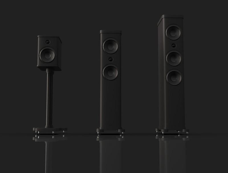 一門三傑,Wilson Benesch 推出全新 Precision Series 喇叭