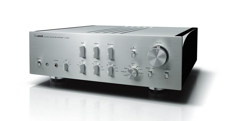 旗艦誕生,Yamaha 推出全新 C-5000 前級放大器