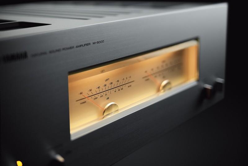 旗艦誕生(二),Yamaha 推出全新 M-5000 後級放大器