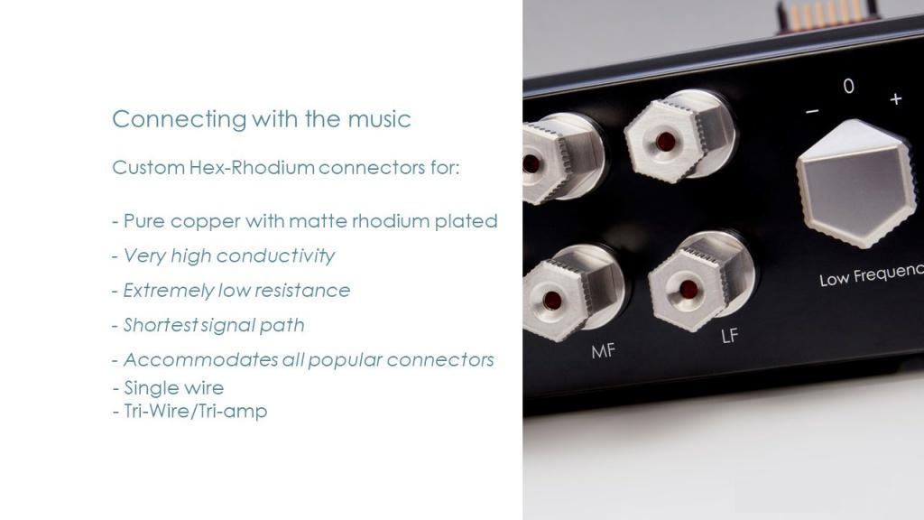 音樂就是一切 – PMC 新旗艦 fenestria 座地揚聲器