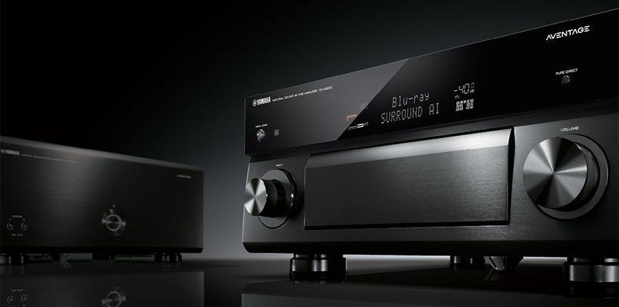 Yamaha CX-A5200 11.2 聲道前級擴音機 MX-A5200 11 聲道後級擴音機