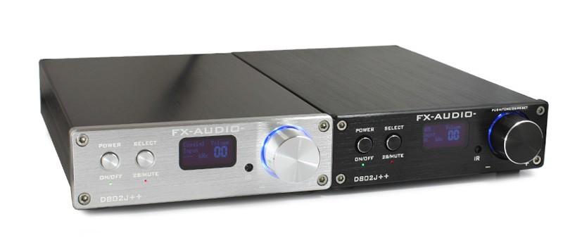FX-AUDIO 推出全新數碼放大器  D802J++