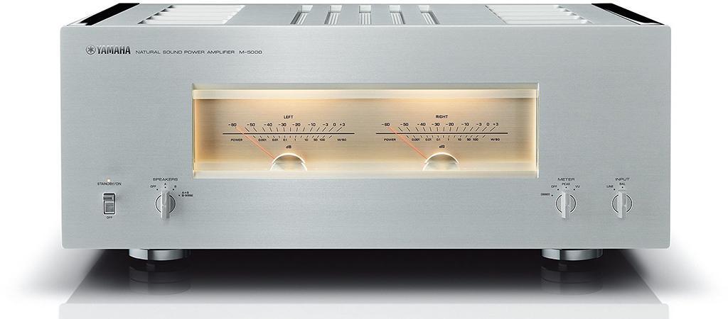 Yamaha C-5000 前級擴音機 M-5000 後級擴音機