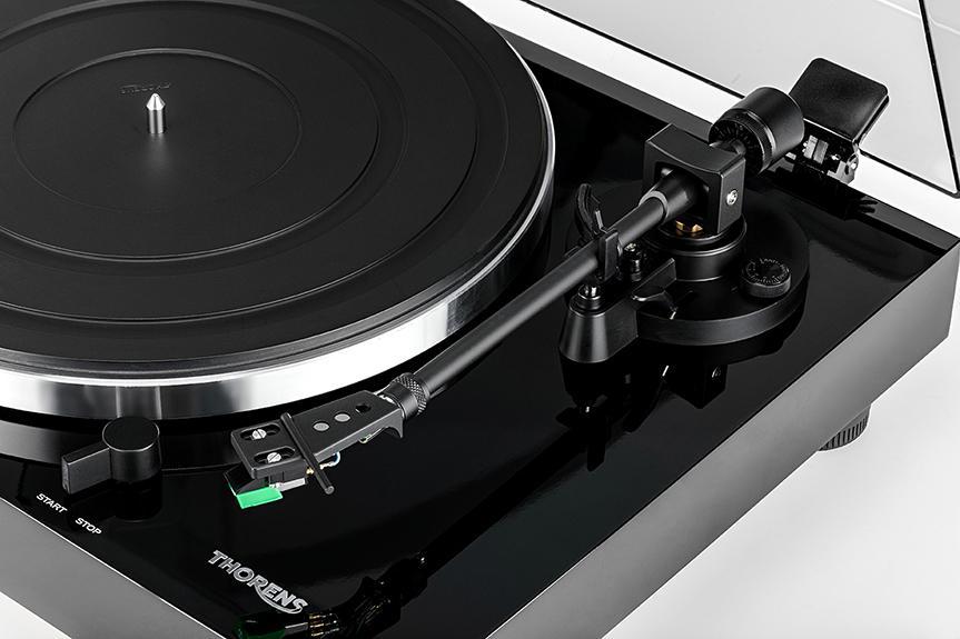 THORENS 推出全新 TD-201 & TD-202 黑膠唱盤!