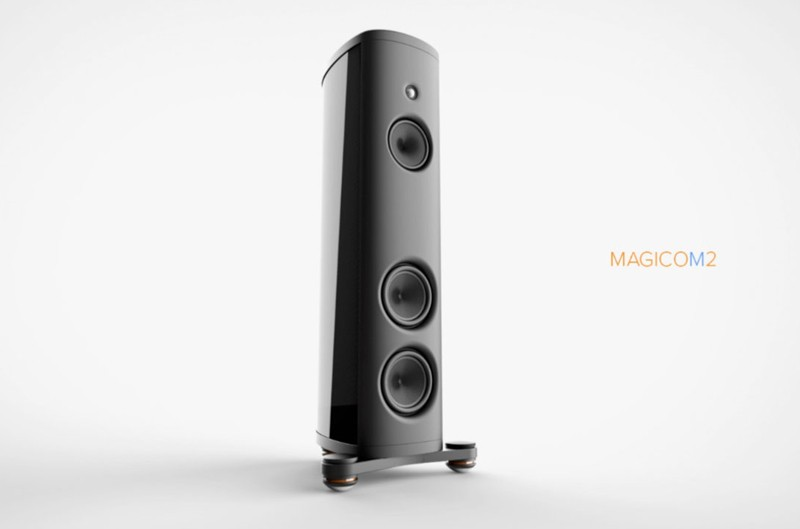 M 系列精華濃縮,Magico 推出全新 M2 座地喇叭