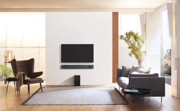 LG 推出新款 Soundbar,支持杜比全景聲和 Google Assistant