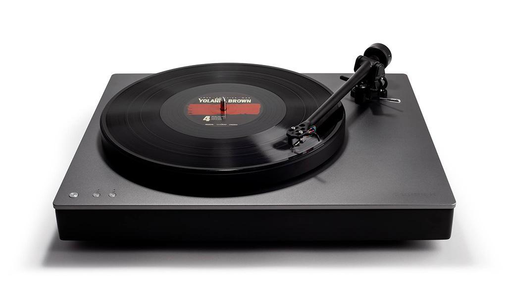 Cambridge Audio  ALVA TT  世界首部配備 APTX HD 無線藍牙傳輸技術的黑膠唱盤