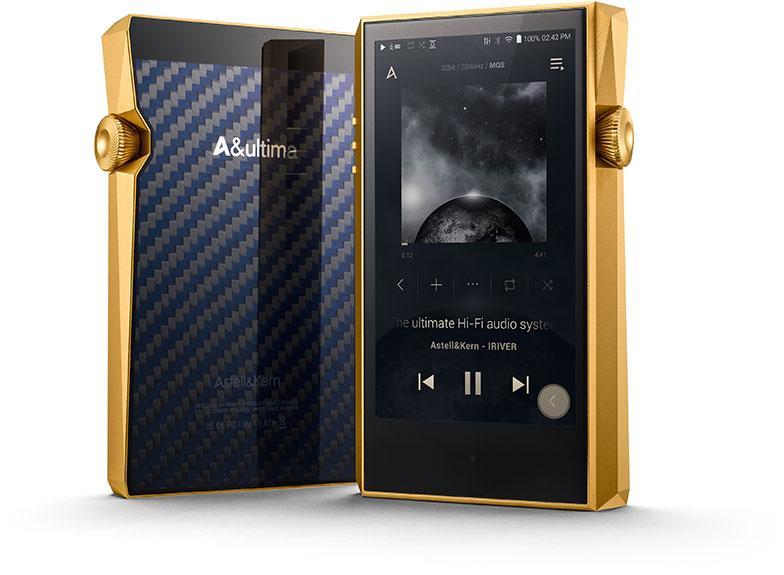 Astell&Kern A&ultima SP1000M - Royal Gold 限量特別版播放器