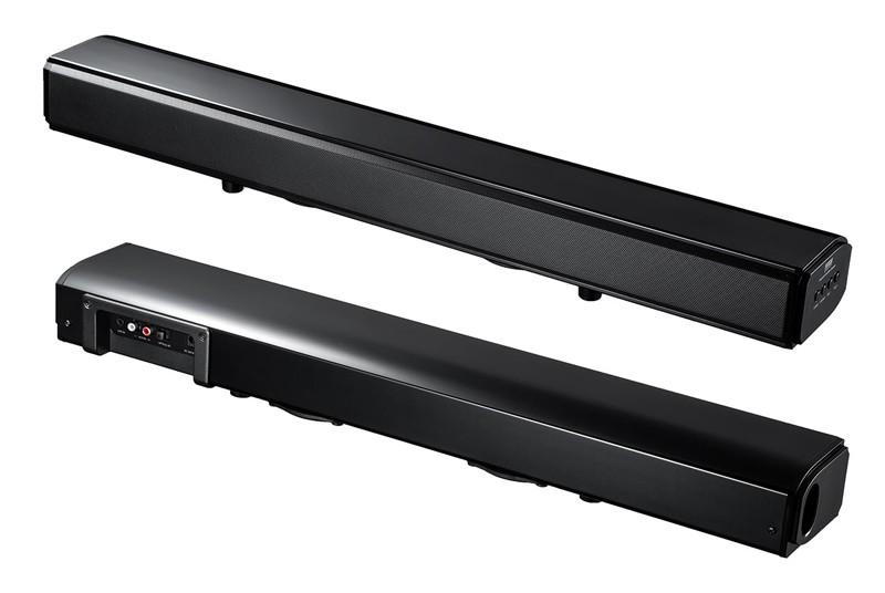 SANWA SUPPLY 推出全新多同途 Soundbar 400-SP081