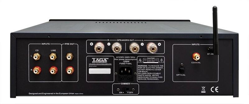 新一代膽石混合登場,TAGA Harmony 推出合併式放大器 HTA-2500B