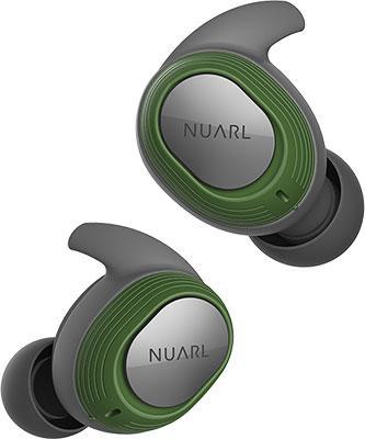 日本 NUARL NT100 IPX7 超防水真無線運動耳機