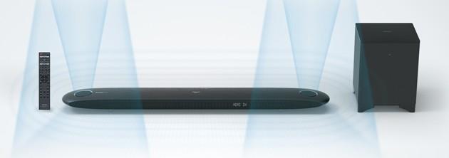 迎接 8K 廣播,Sharp 推出全新 Soundbar 系統 8A-C31AX1
