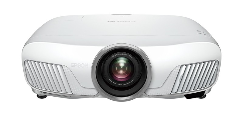Epson 推出全新 EH-TW8400 / EH-TW8400W 家用 4K 影院投影機
