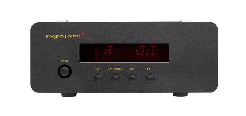 XM Series 系列新成員,Exposure 推出全新 XM CD Player