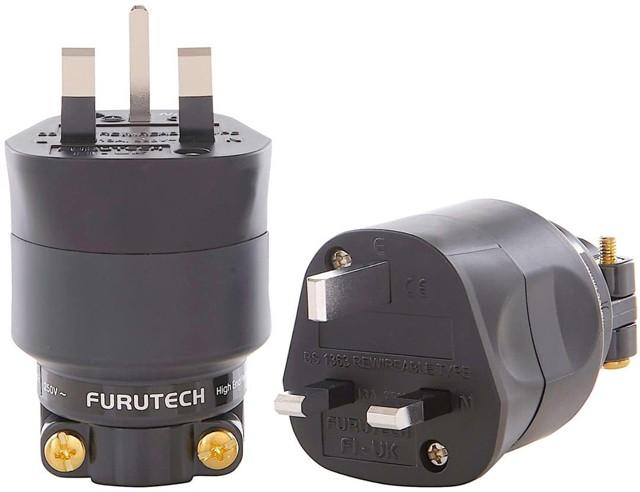鍍銀版本降臨,Furutech 發表英式電源插頭 FI-UK ( S )