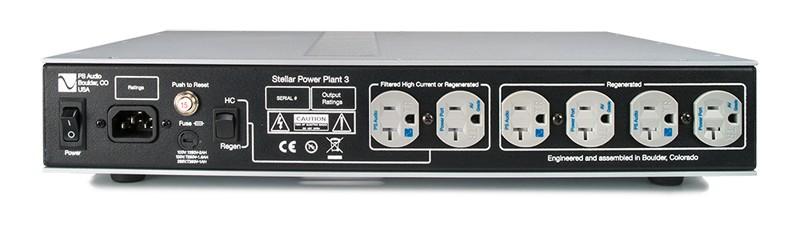 入門級電源再生器誕生,PS Audio 推出全新 Stellar Power Plant 3