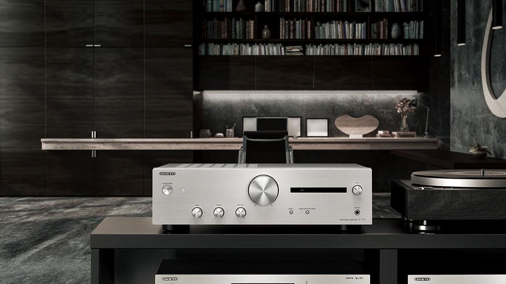 Onkyo A-9110 合併立體聲擴音機  帶來豐富而溫暖的音色