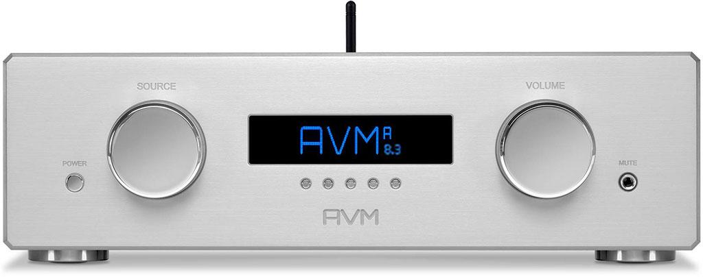 德國 AVM OVATION A 8.3 旗艦級合併擴音機