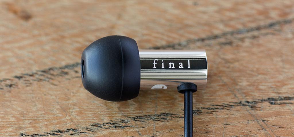 CP 值超高,日系得獎耳機 – final E系列