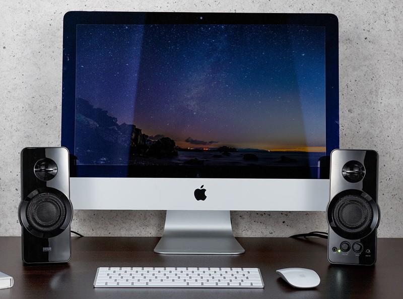 突破 USB 供電框架, SANWA SUPPLY 推出 400-SP082 桌上型電腦喇叭