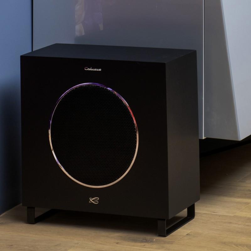 同軸點音源設計,Cabasse 推出全新 5.1 聲道系統 EOLE 4