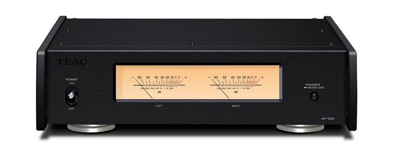 提供多種輸出模式,TEAC 推出全新 AP-505 後級放大器