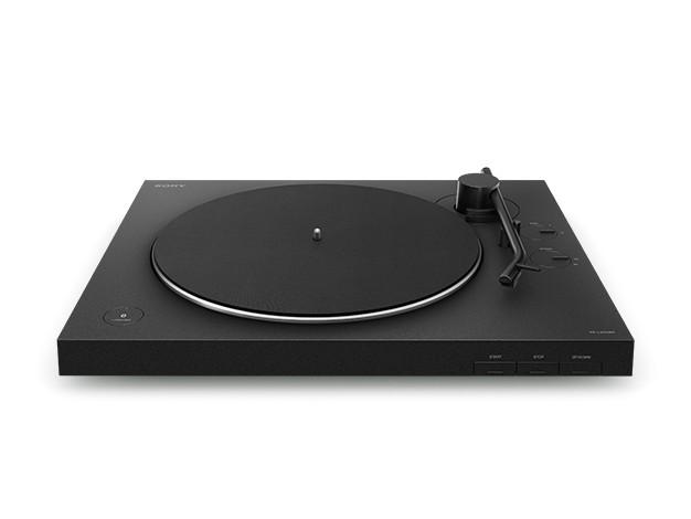 Sony 發表支援藍牙無線傳輸的黑膠唱盤 PS-LX310BT