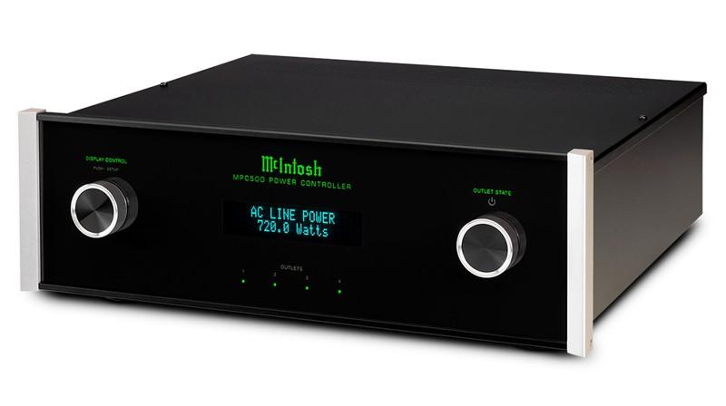 為器材提供最佳防護,McIntosh 推出了高性能電源控制器 MPC500