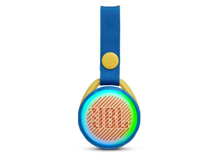 小朋友恩物,JBL 推出專為兒童設計的無線藍牙喇叭 JR POP