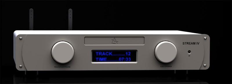 CD 播放與串流媒體播放融合為一,Leema Acoustics 推出全新 Stream IV