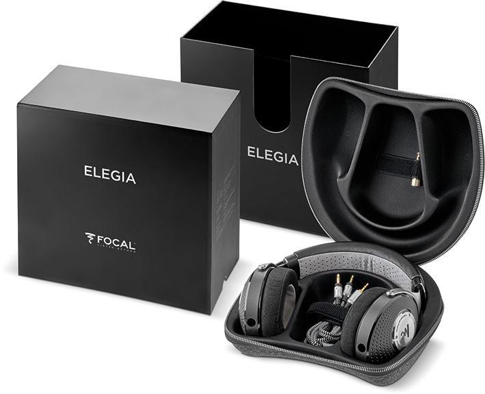 不受繁囂影響的聆聽享受 FOCAL STELLIA | ELEGIA