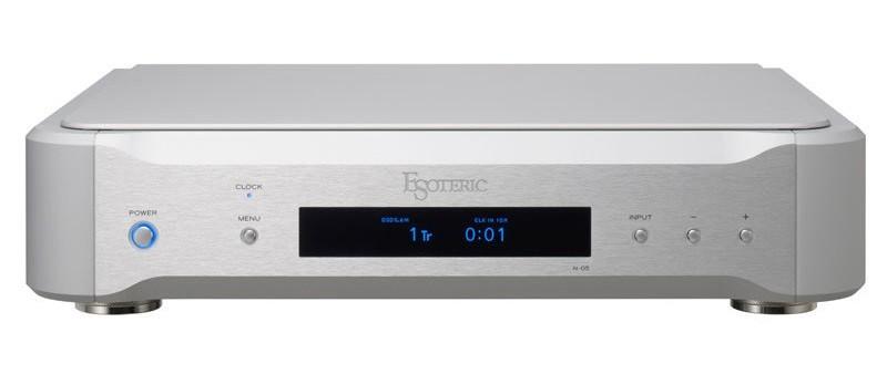Esoteric 宣布旗下網絡播放器 N-05 對應 Roon