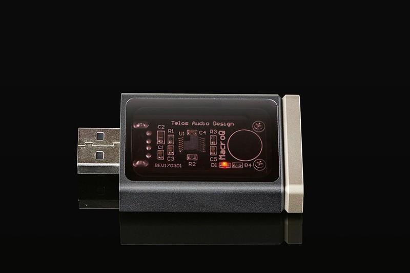 CAS 好幫手,Telos 推出 USB 量子降噪器 Macro Q