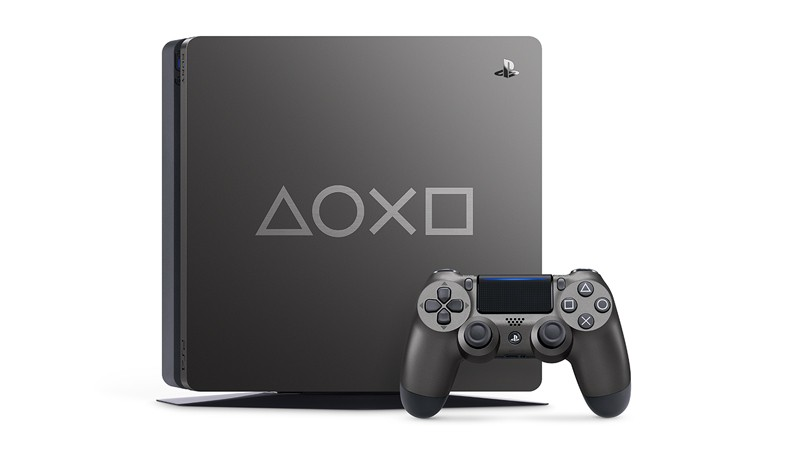 質感至上,Sony 宣布推出 PlayStation 4 Days of Play Limited Edition