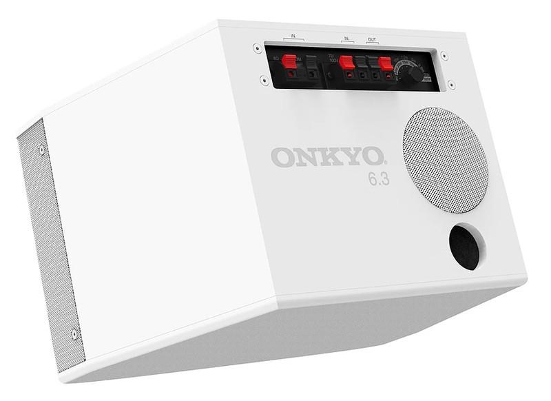 進軍商業市場,Onkyo 推出全新商用喇叭 SMS 6.3
