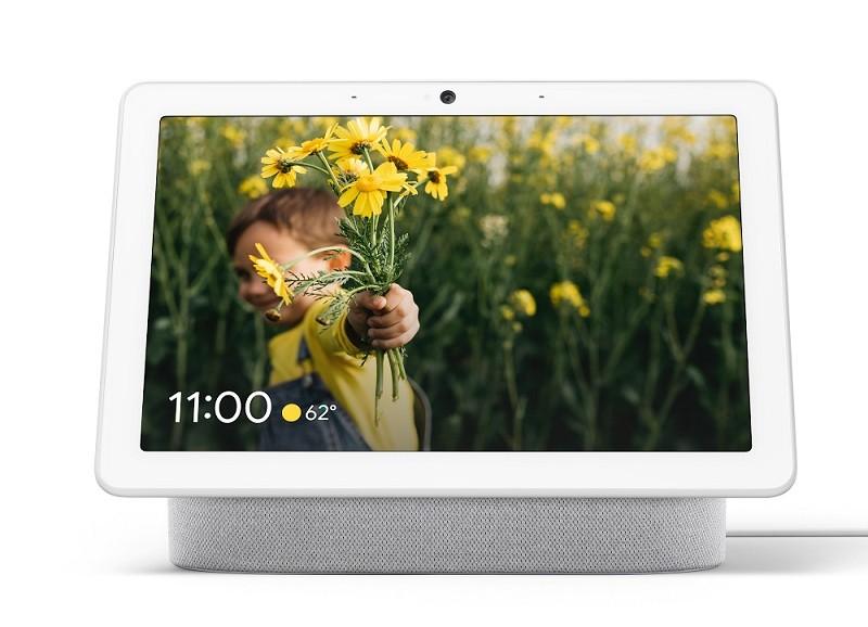 10 吋大屏幕加持,Google 發表 Nest Hub Max 智慧顯示器