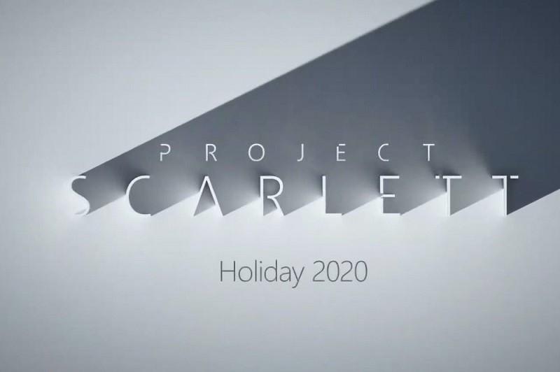 效能更強,次世代 Xbox「Project Scarlett」將於 2020 底推出