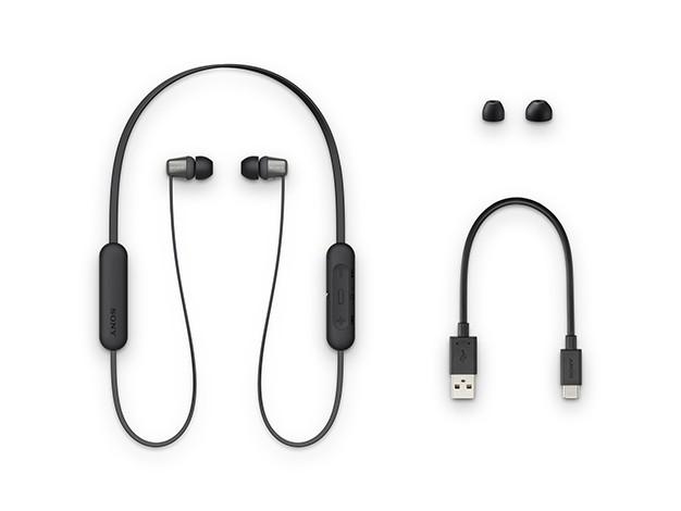 長時間播放無難度,Sony 推出 WI-C310 無線入耳式耳機
