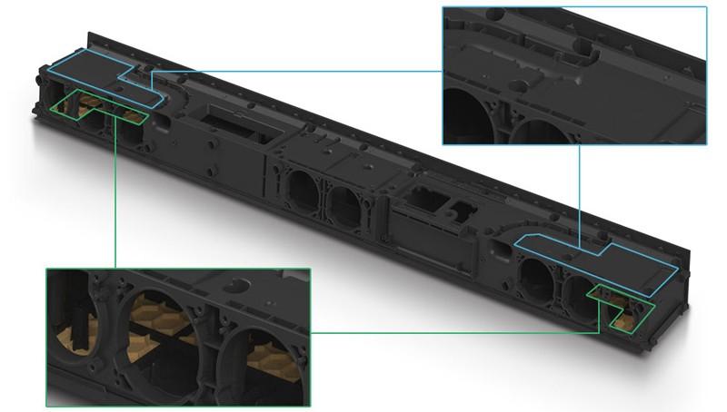 Technics 技術植入,Panasonic 推出全新 3.1 聲道 Soundbar 系統 SC-HTB900