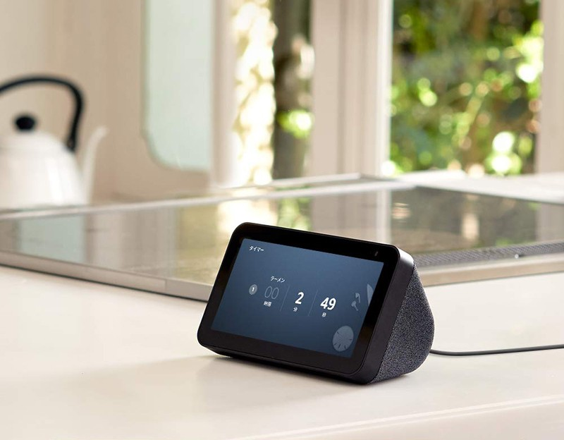 僅售 USD$89.9 美元,Amazon 推出全新 Echo Show 5