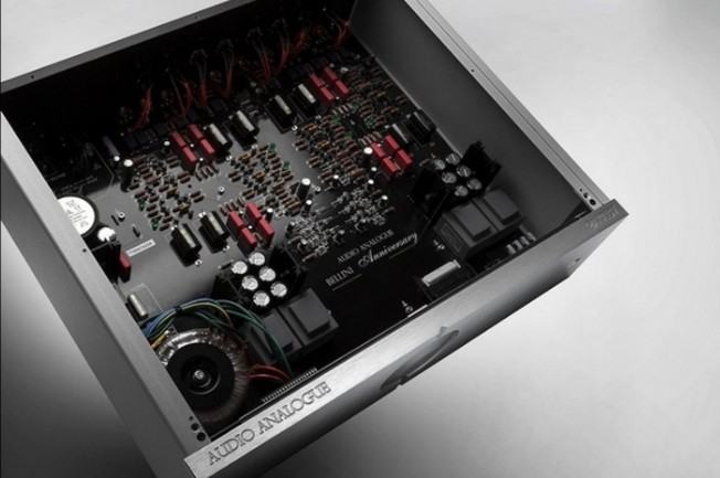 AUDIO ANALOGUE 推出紀念版前級放大器 Bellini Anniversary