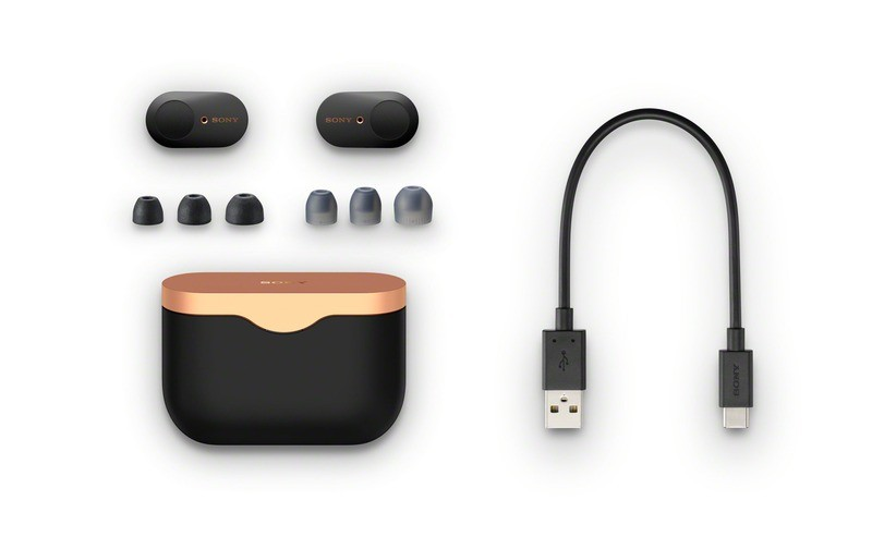 Sony 推出新一代左右獨立無線降噪耳機 WF-1000XM3