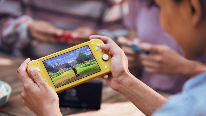 更輕更細,任天當推出全新攜帶型 Nintendo Switch Lite