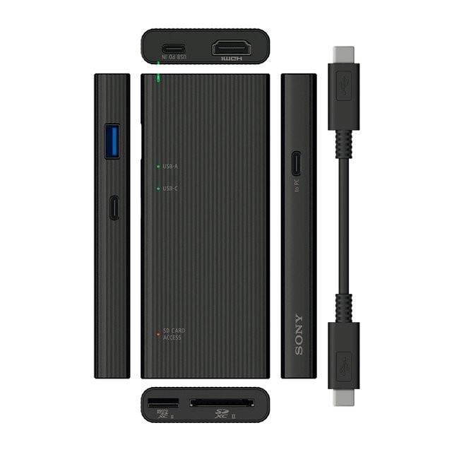 Sony 推出旗艦級 USB-C 分插 Hub MRW-S3