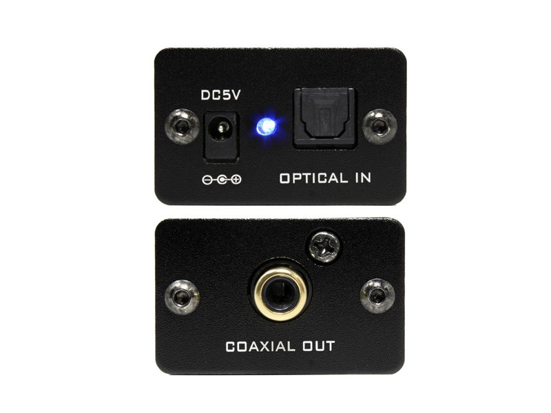 FX-AUDIO  推出全新 COAXIAL to OPTICAL 及 OPTICAL to COAXIAL 兩款數碼轉換器
