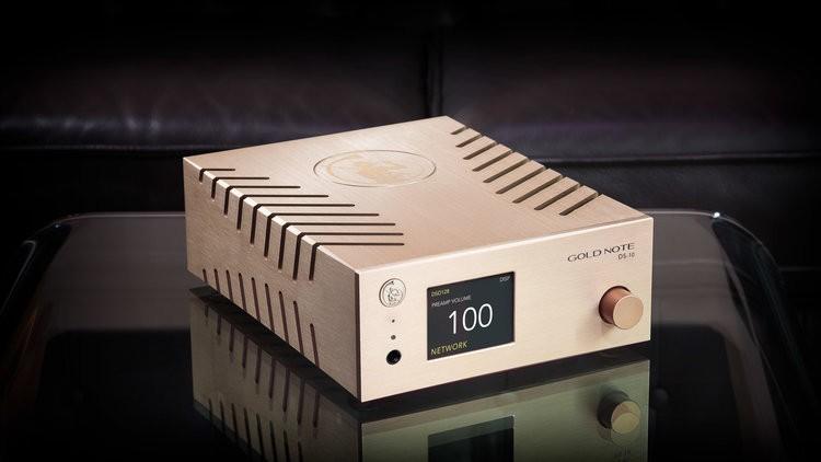 GoldNote 推出全新多功能小型解碼 DS-10