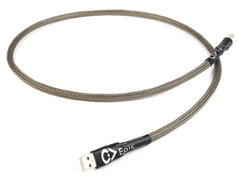 Chord Company 推出全新Epic USB 數碼線